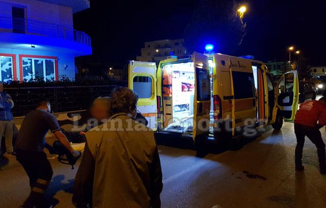 Αδέσποτα προκάλεσαν τροχαίο με μηχανάκι - Τραυματίστηκε ο πατέρας γλίτωσε το κοριτσάκι