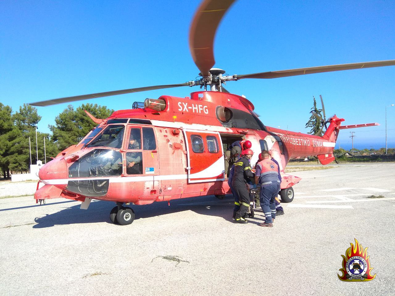 EFjobZWWwAA3ux4 - Η δραματική επιχείρηση διάσωσης του ορειβάτη γιατρού στον Όλυμπο (φωτο)