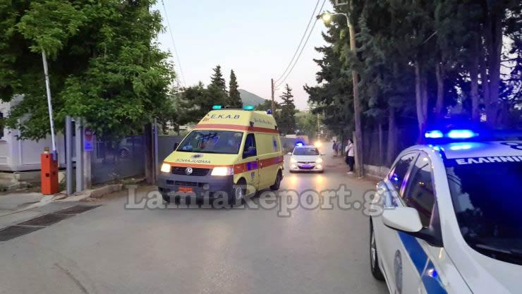 «Ούρλιαζαν» περιπολικά και ασθενοφόρο-Μάχη για να σώσουν 13χρονο παιδί μετά απο τροχαίο[Φωτογραφίες]