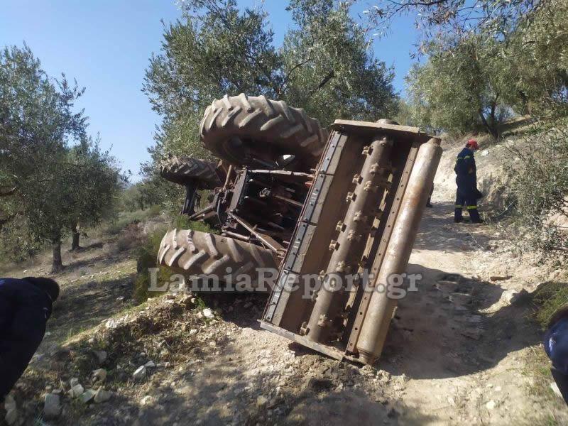 Οικογενειακή Τραγωδία: Ζευγάρι βρήκε φρικτό θάνατο απο το τρακτέρ τους[Photos]