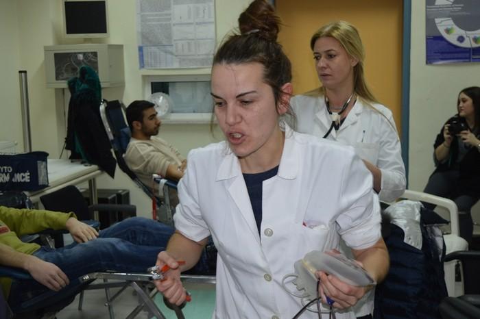 Λαμία  1η Εθελοντική Αιμοδοσία Σχολής Θετικών Επιστημών ... 8e0e265b3a0