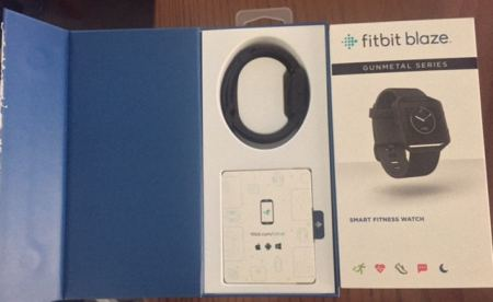Πωλείται activity tracker Fitbit Blaze
