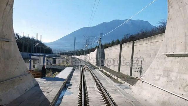 Φθιώτιδα: Έρχεται το ρεύμα στη σιδηροδρομική γραμμή
