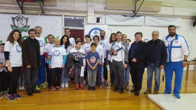 Βιωματική δράση για τη διάδοση του Ολυμπιακού ιδεώδους στους μαθητές