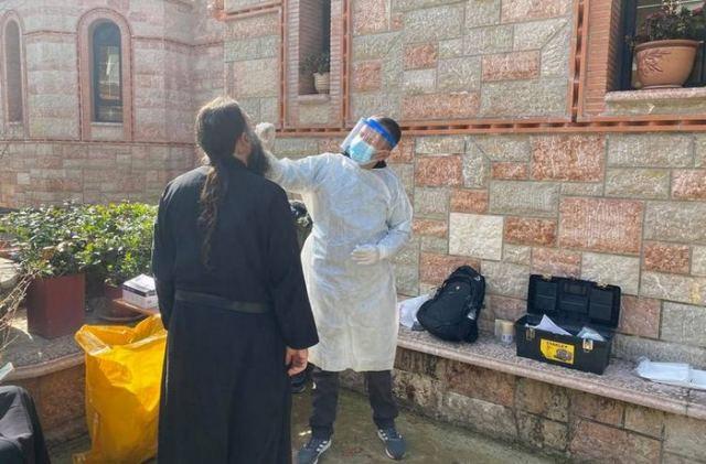 Κορωνοϊός: Μεγάλος αριθμός κρουσμάτων στα δύο Μοναστήρια της Φθιώτιδας