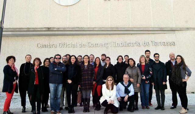 Περιφέρεια Στερεάς: Στην Καταλονία για το «CHIMERA»