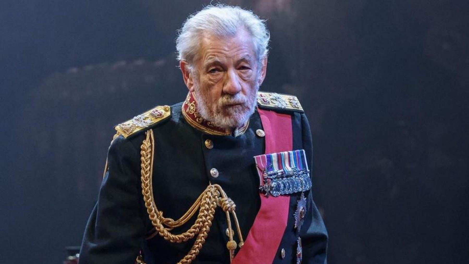 """Σάββατο: Ο """"Βασιλιάς Λήρ"""" με τον πολυβραβευμένο Ίαν ΜακΚέλεν στο Δημοτικό Θέατρο Λαμίας"""