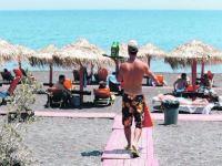 Πώς θα λειτουργήσουν οι οργανωμένες παραλίες και τα beach bar - ΒΙΝΤΕΟ