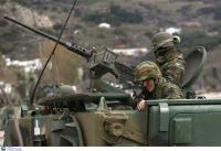 Άσκηση με πραγματικά πυρά την Καθαρή Δευτέρα ο ελληνικός στρατός σε όλο τον Έβρο