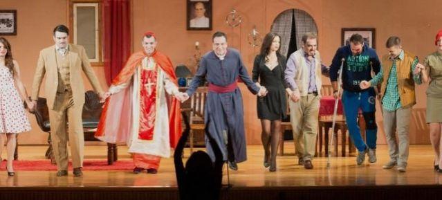 Θέατρο: «Δον Καμίλο» στη Λαμία Παρασκευή και Σάββατο