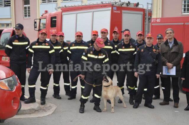 Αποτέλεσμα εικόνας για Πυροσβεστική Άμφισσας