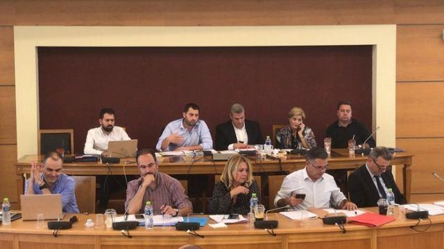 Προσλήψεις, Επιτροπές και Έργα στη συνεδρίαση του Περιφερειακού Συμβουλίου Στερεάς