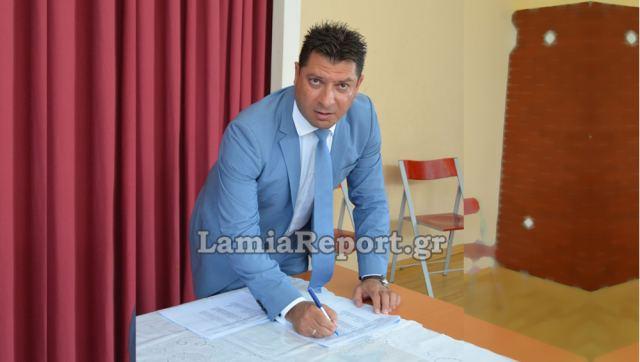 Διοικητικό Πρωτοδικείο Λαμίας: Ο Μπάμπης Λιόλιος Δήμαρχος Δομοκού