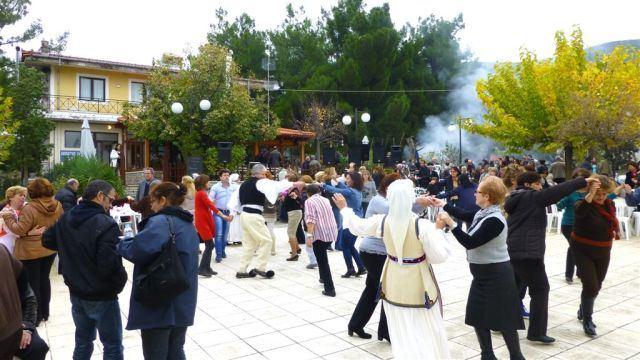 Γιορτές τσίπουρου σε Μπράλο και Τιθορέα την Κυριακή