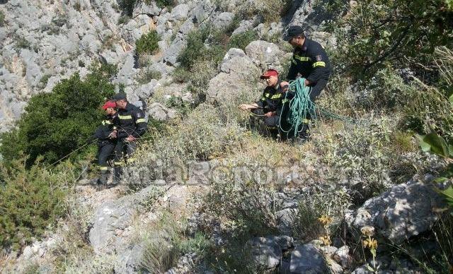 Φθιώτιδα: Βρέθηκε νεκρός σε χαράδρα ο αγνοούμενος στη Σπαρτιά
