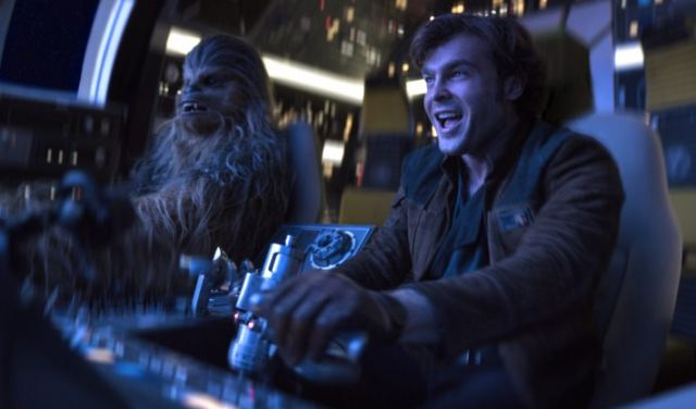 Cinepolis Γαλαξίας: «Solo: A Star Wars Story» - Κερδίστε προσκλήσεις!