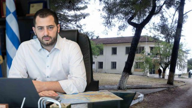 Σπανός: Τέσσερις λόγοι που δεν μπορεί να προχωρήσει η επέκταση της Δομής μεταναστών Θερμοπυλών