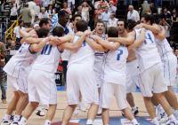 """Η FIBA προβάλλει τη νίκη της Εθνικής επί των ΗΠΑ! """"Επιτυχία ανάλογη του Euro 2004"""""""