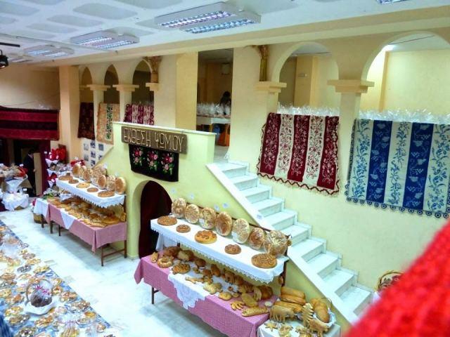 Αμφίκλεια: Έκθεση ψωμιού και γιορτή Πολιούχου