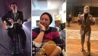 Μένουμε Σπίτι: Διάσημοι μουσικοί κάνουν συναυλίες μέσω social και δέχονται παραγγελιές
