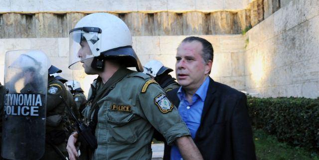 Αστυνομικοί, Σταγονίδια και .. σάλια