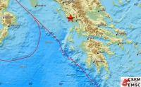 Σεισμός 4,3 Ρίχτερ κοντά στην Πρέβεζα!