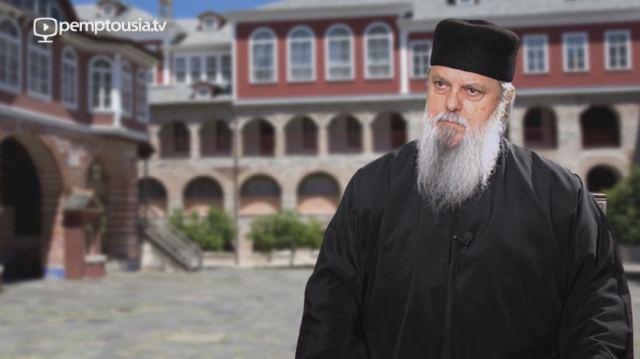 Εκοιμήθη ο ηγούμενος της Ιεράς Μονής Αγάθωνος Δαμασκηνός