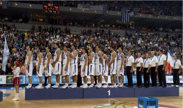 Κορωνοϊός: Έγινε… νοσοκομείο το γήπεδο στο οποίο η Εθνική Ελλάδας σήκωσε το Eurobasket
