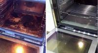 Πώς καθαρίζει εύκολα ο φούρνος της κουζίνας από τους κολλημένους λεκέδες