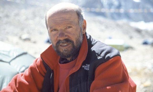 Πέθανε ο Έλληνας κατακτητής του Έβερεστ Κώστας Τζιβελέκας