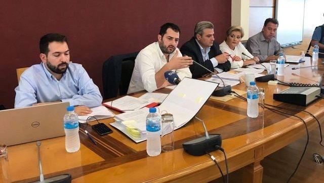 Με προσφυγικό ξεκινά η 2η συνεδρίαση του νέου Περιφερειακού Συμβουλίου Στερεάς