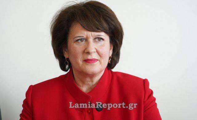 Επίσημα Περιφερειακή Διευθύντρια Εκπαίδευσης η Ελένη Μπενιάτα (ΒΙΝΤΕΟ)