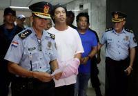 Κορωνοϊός: Απομονωμένος ο Ροναλντίνιο στη φυλακή