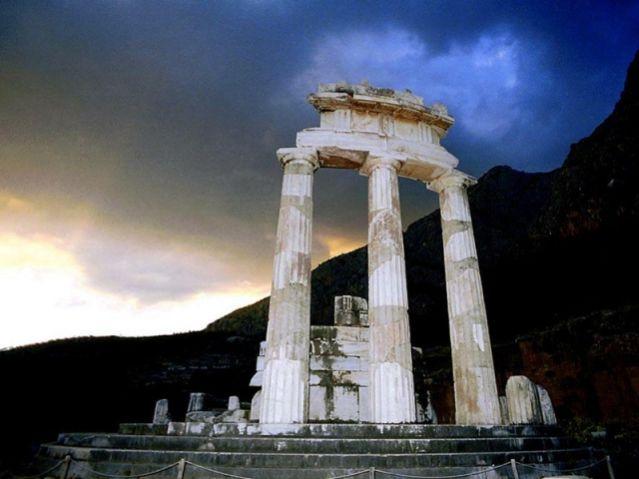 """Η Περιφέρεια στηρίζει τους Δελφούς στην διεκδίκηση για """"Πολιτιστική Πρωτεύουσα της Ευρώπης 2021"""""""