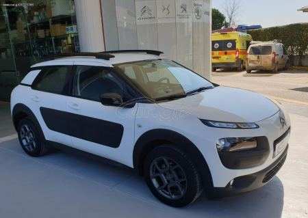 Πωλείται Citroen C4 Cactus 1.6 BLUEHDI 100HP FEEL '17