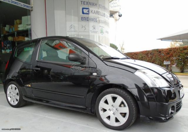 "Πωλείται Citroen C2 1.6 110 AUTO""CHRISTMAS SALES"" '04"