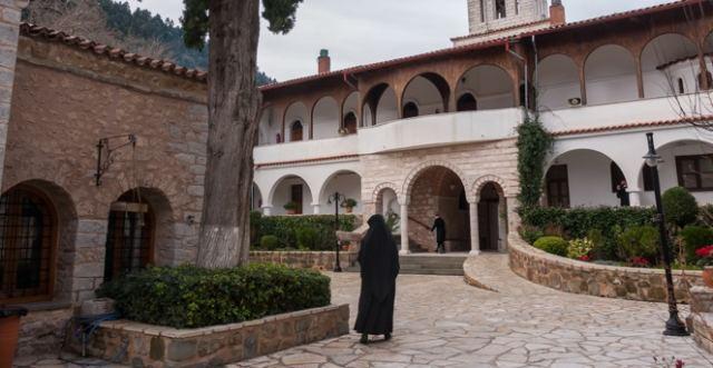 Φθιώτιδα: Ο συναγερμός και οι κάμερες έσωσαν τις μοναχές από τους ληστές