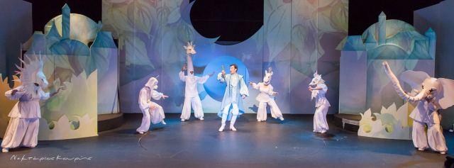 Φεστιβάλ Οίτης: «Ο Μαγικός Αυλός» της Κάρμεν Ρουγγέρη στον Τόπο Τεχνών «Χώρα»