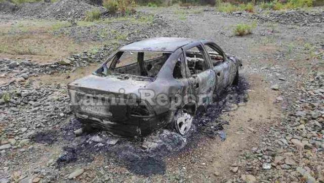 Έκτακτο: Απανθρακωμένος νεαρός άνδρας σε αυτοκίνητο στη Φθιώτιδα