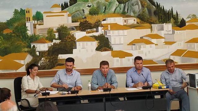 Δήμος Δομοκού: Πρόεδρος ο Δημήτρης Παληογεώργος