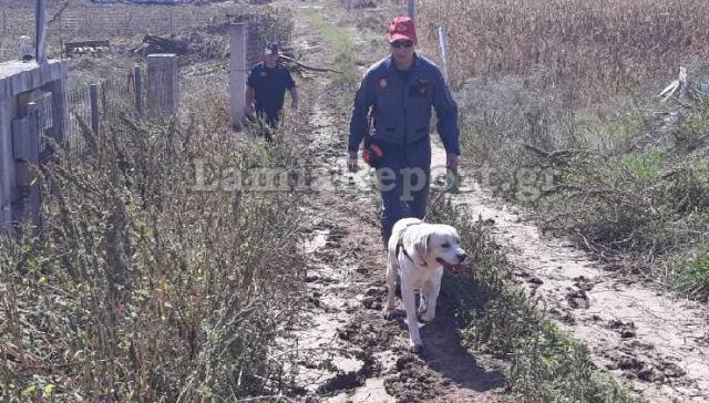 Ο σκύλος της 7ης ΕΜΑΚ βρήκε τον εξαφανισμένο παππού