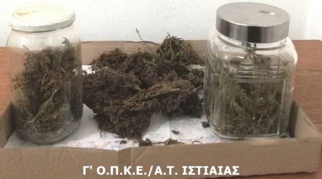 Συλλήψεις για κατοχή και διακίνηση ναρκωτικών (ΦΩΤΟ)