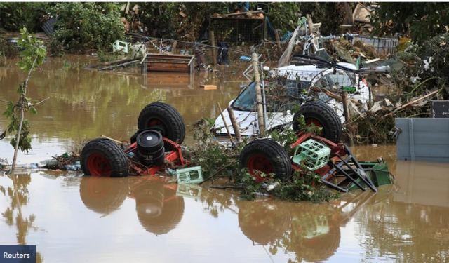 Βιβλική καταστροφή σε Γερμανία, Ολλανδία, Βέλγιο και Λουξεμβούργο: Ανέβηκαν στους 67 οι νεκροί από τις πλημμύρες -