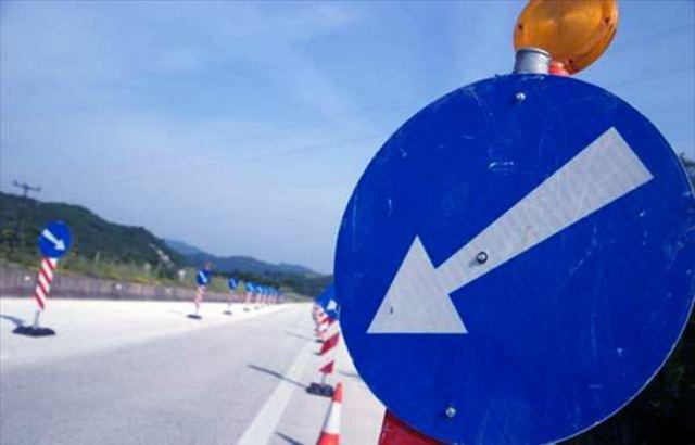 Κυκλοφοριακές ρυθμίσεις στον κόμβο Αταλάντης