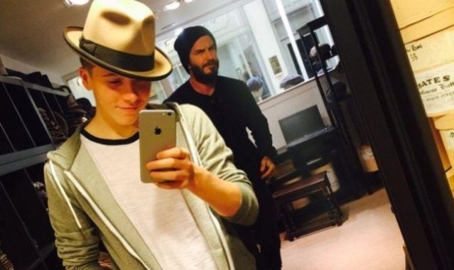 Ο David Beckham... ντροπιάζει τον 16χρονο γιο του στο instagram