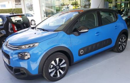Πωλείται Citroen C3 1.2 110 SHINE EAT6 '18