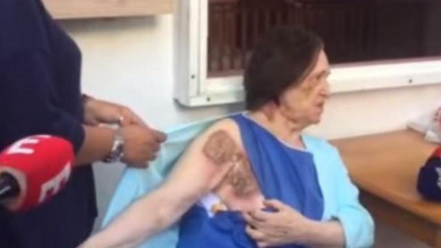 Έπιασαν τους «ληστές με το σίδερο» - Είχαν βασανίσει την 85χρονη - ΒΙΝΤΕΟ