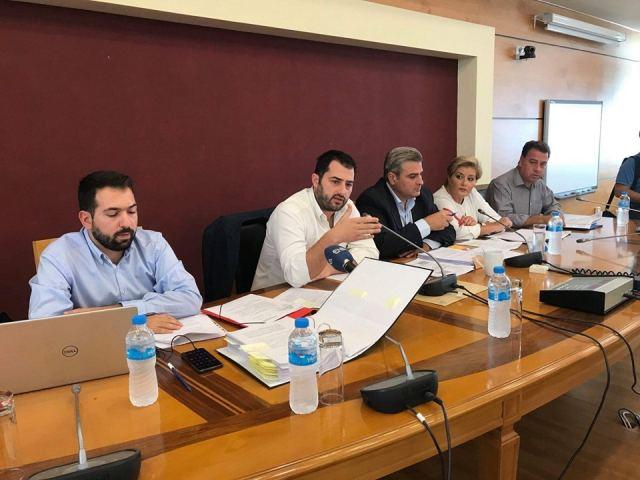 Προϋπολογισμός και τεχνικά έργα σε ειδική και τακτική συνεδρίαση του Περιφερειακού