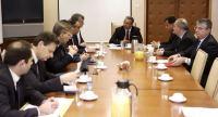 Σύσκεψη στο Υπουργείο Οικονομικών για το πρόβλημα του κορονοϊού