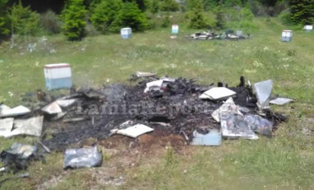 Φθιώτιδα: Χτύπησαν ξανά οι δολοφόνοι μελισσών